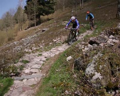 Video's MTB routes Vogezen